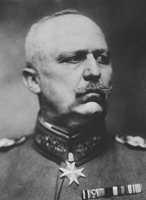 Erich Ludendorff (1865-1937), Chef de l'État-major allemand
