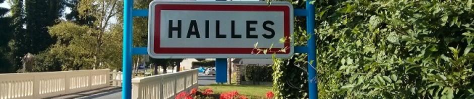 Commune de Hailles
