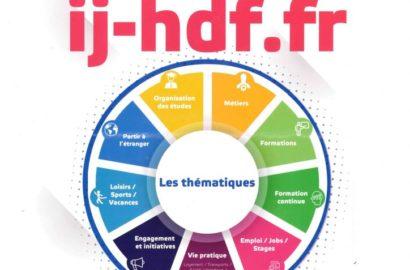 L'Information Jeunesse en région Hauts-de-France