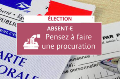Dispositif « Maprocuration »