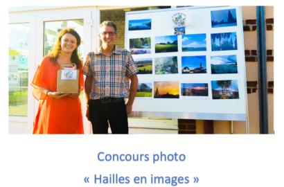 Résultat du concours «Hailles en images»